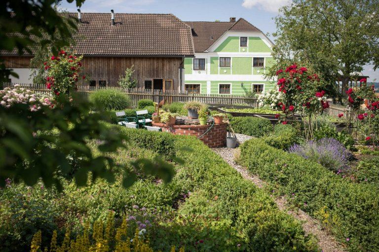 Mostlandhof Garten & Mostlehrpfad (c) Mostlandhof
