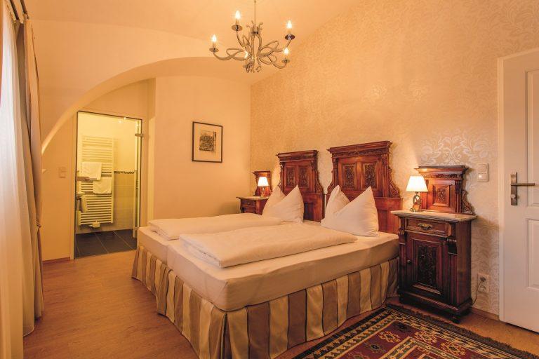 Zimmer (c) Gasthof Bräuer Eibensteiner