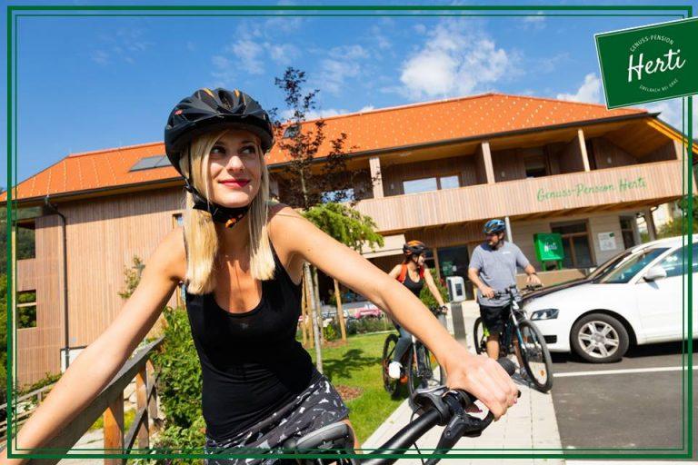 E-bike-Tour (c) Werner Krug Kapellenstraße 36b 8020 Graz