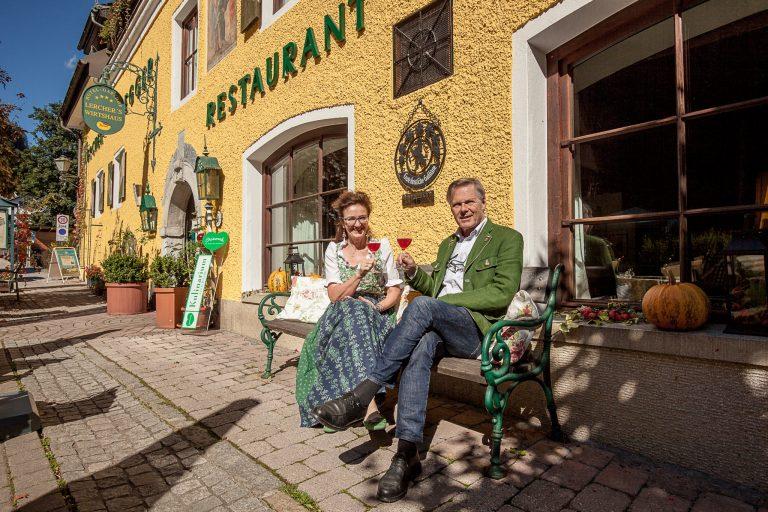 Familie Lercher im Hotel-Restaurant Lercher