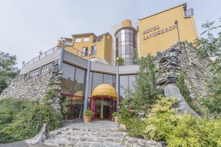 Hotel Landskron Aussenansicht