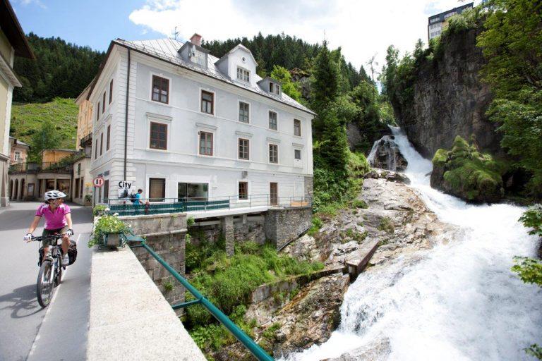 Gasteiner Wasserfall (c) SalzburgerLand Daniel_Simon