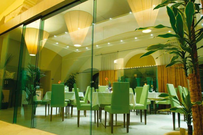 Frühstücksraum (c) Stadthotel Schärding